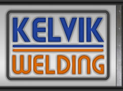 kelvik welding logo